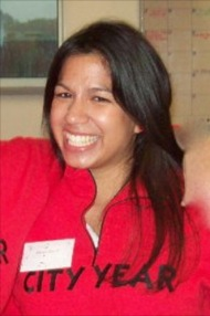 Marisa Daniel served in AmeriCorps with Friends of the Children and later with City Year Boston